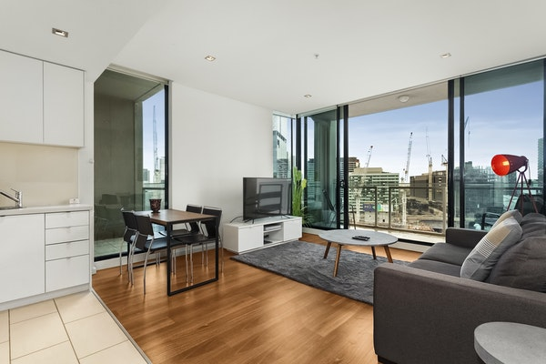 Melbourne Accommodation   Waterfront Melbourne Apartments